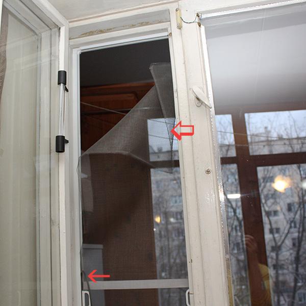 Сетки на окна: берегите кошек!.